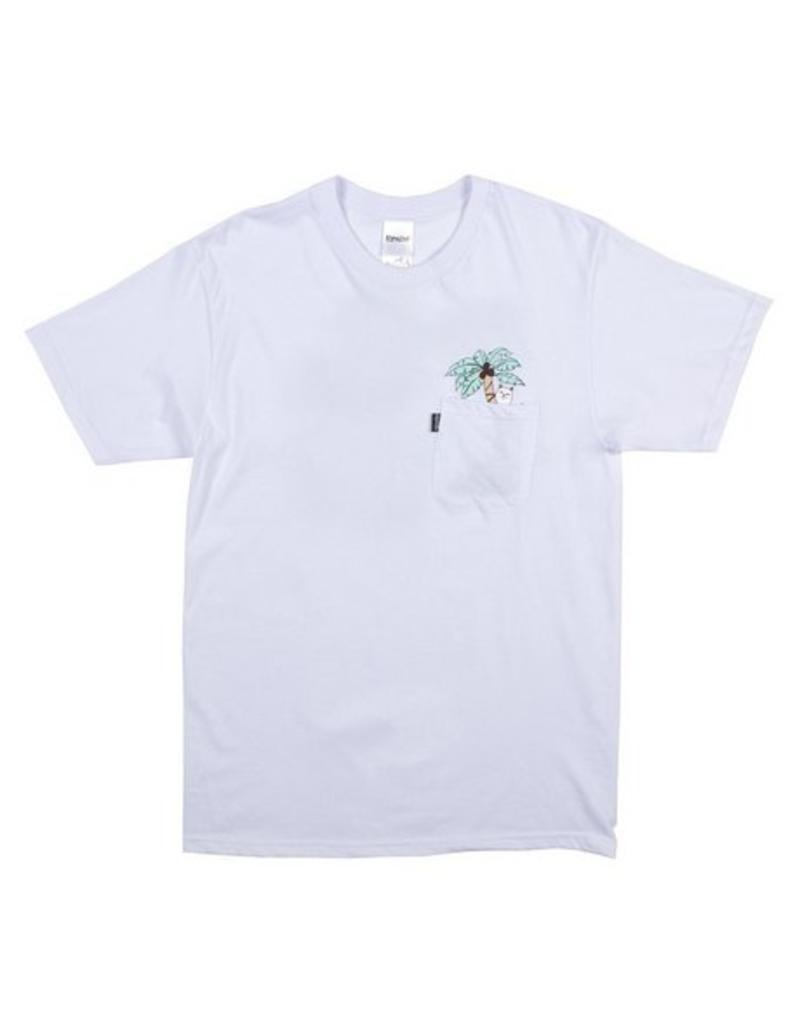Rip N Dip Rip N Dip Nermal Leaf Pocket T-Shirt