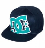 Dc DC Ya Heard 2 Toddler Hat (navy)