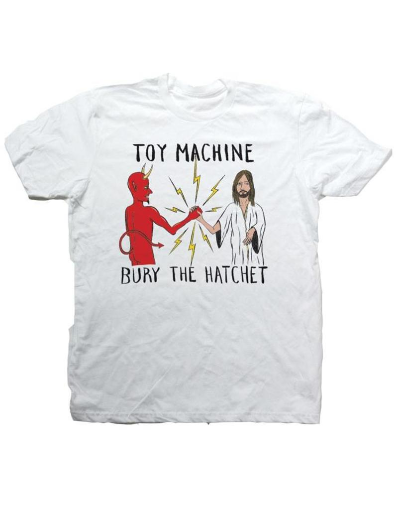 Toy Machine Toy Machine Bury The Hatchet T-Shirt