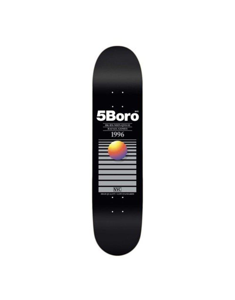 5 Boro 5 Boro VHS Gomes Deck (8.0) *Free Reds