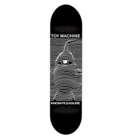Toy Machine Toy Machine Toy Division Deck (8.5)