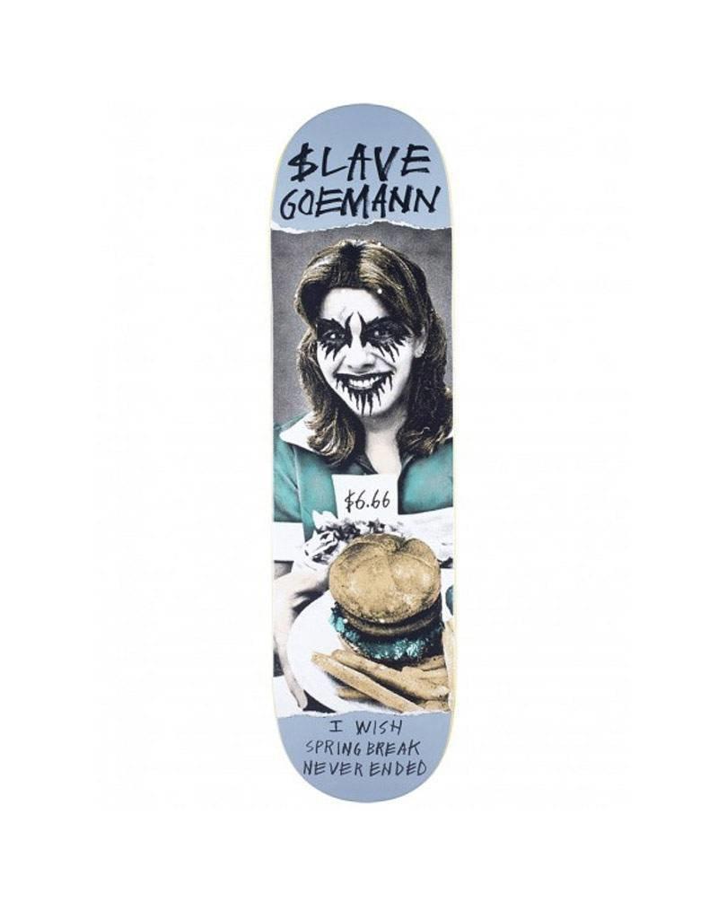 Slave Black Metal Goemann Deck 8.25