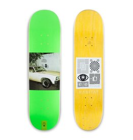 Habitat Habitat Bobby Dekeyzer Photo Series Gamma Deck (8.0)