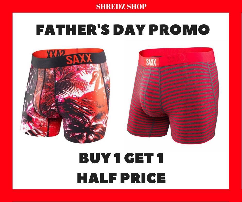Saxx Father's Day Promo