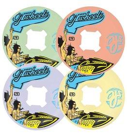 OJs Figgy Jetski Wheels EZ Edge 101A (53mm)