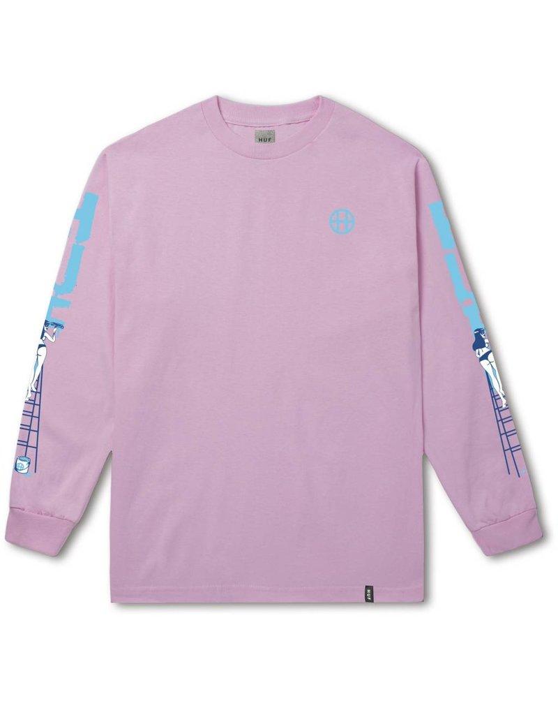 Huf Huf Ladder L/S T-Shirt