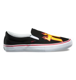 Vans Vans x Thrasher Magazine Slip On Pro Shoes
