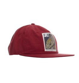 Fucking Awesome Fucking Awesome Lesser God Hat (maroon)