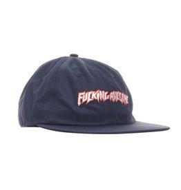 Fucking Awesome Fucking Awesome Outline Logo Hat (blue)