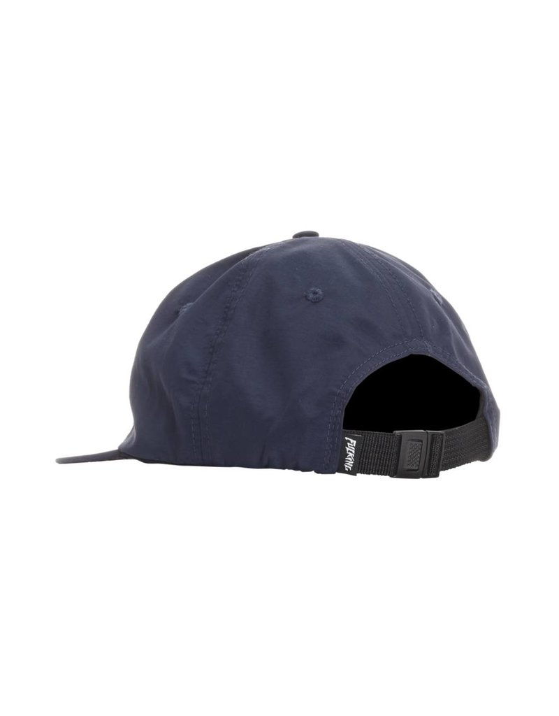Fucking Awesome Fucking Awesome Outline Logo Hat (blue)