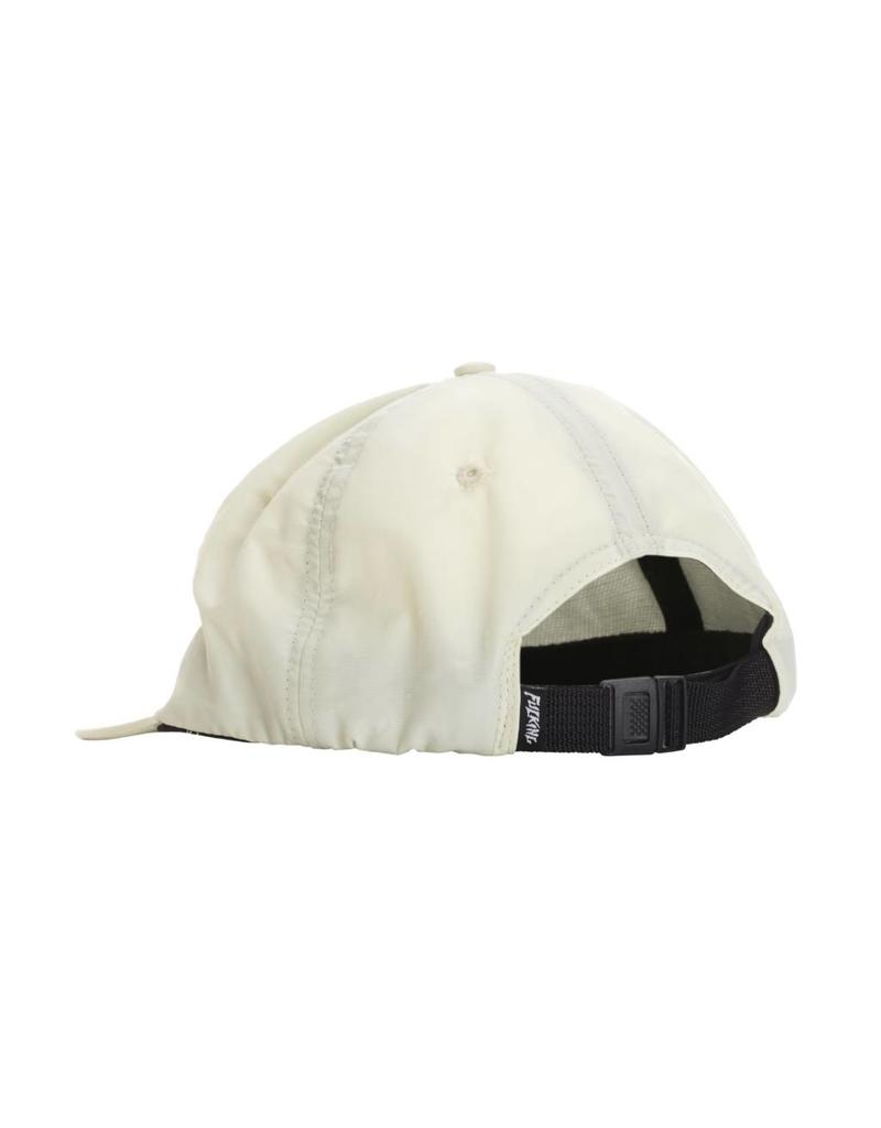 Fucking Awesome Fucking Awesome Outline Logo Hat (Cream)