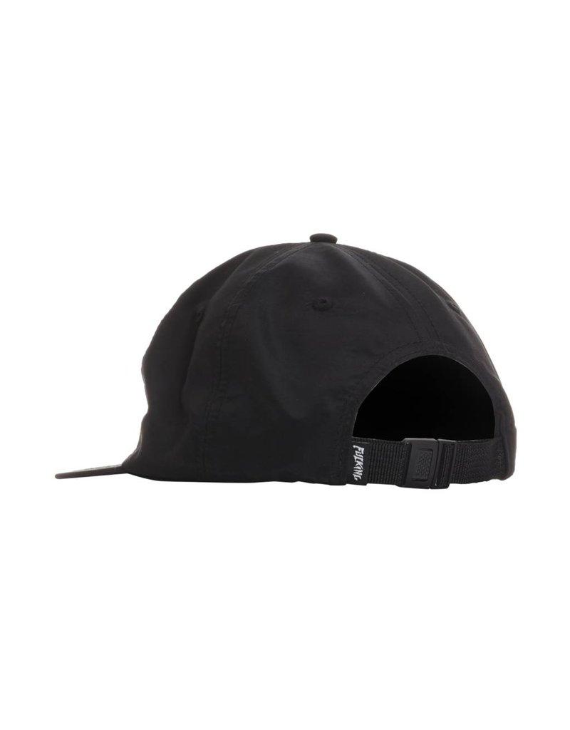 Fucking Awesome Fucking Awesome Outline Logo Hat (Black)
