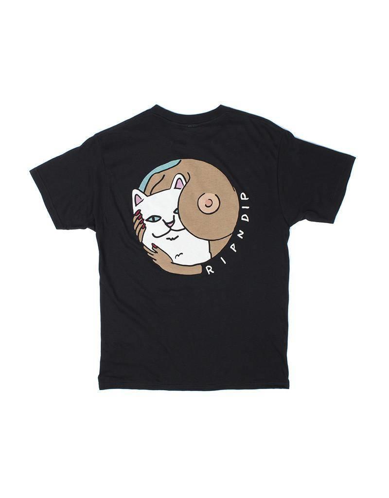 Rip N Dip Rip N Dip Must Be Nice Boobies T-Shirt