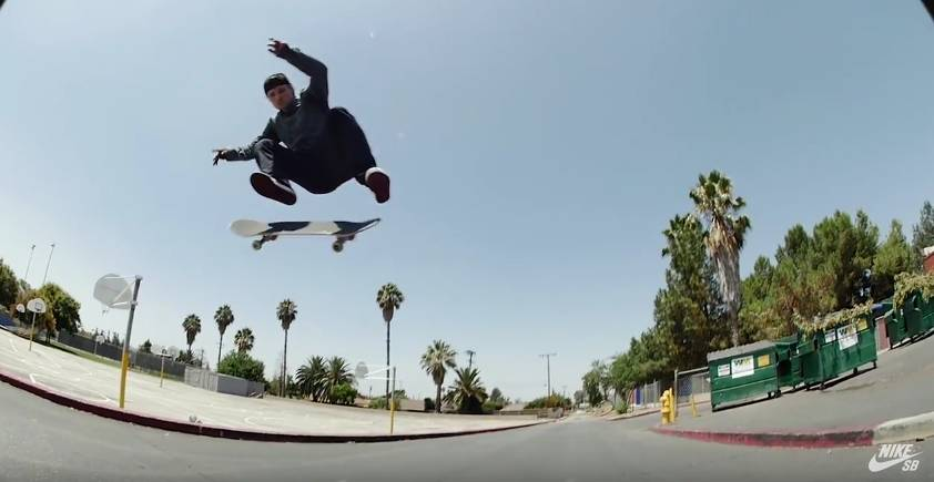 "Shane O'Neill ""Levels"" Part from Nike SB"