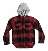 Dc DC Kids Runnel L/S Flannel
