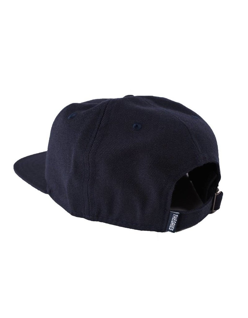 Theories Theories Fingerprints Hat (navy)