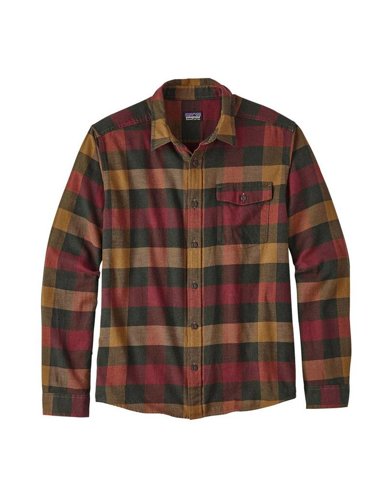 Patagonia Patagonia L/S Fjord Flannel Shirt