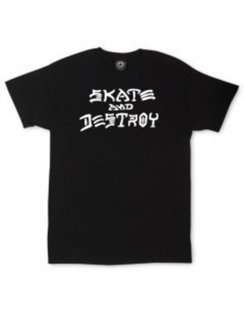 Thrasher Thrasher Skate And Destroy T-Shirt