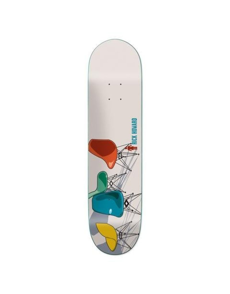 Girl Skateboards Modern Chairs Series Howard Deck (8.375)