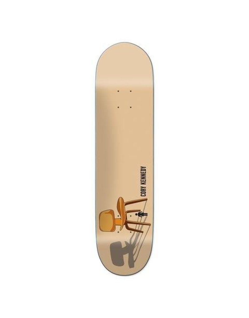 Girl Skateboards Modern Chairs Series Kennedy Deck (8.375)