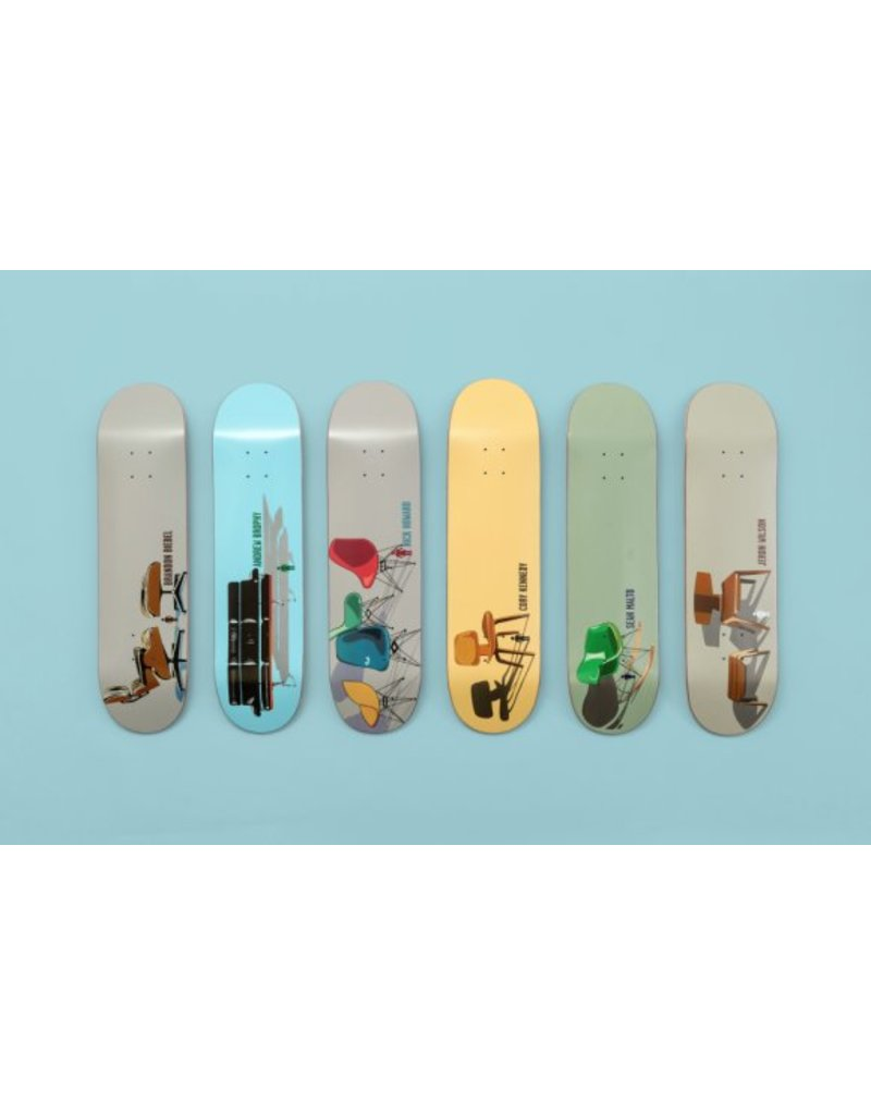 Girl Skateboards Modern Chairs Series Malto Deck (8.125)