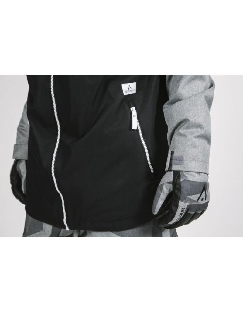 Clwr CLWR Block Jacket