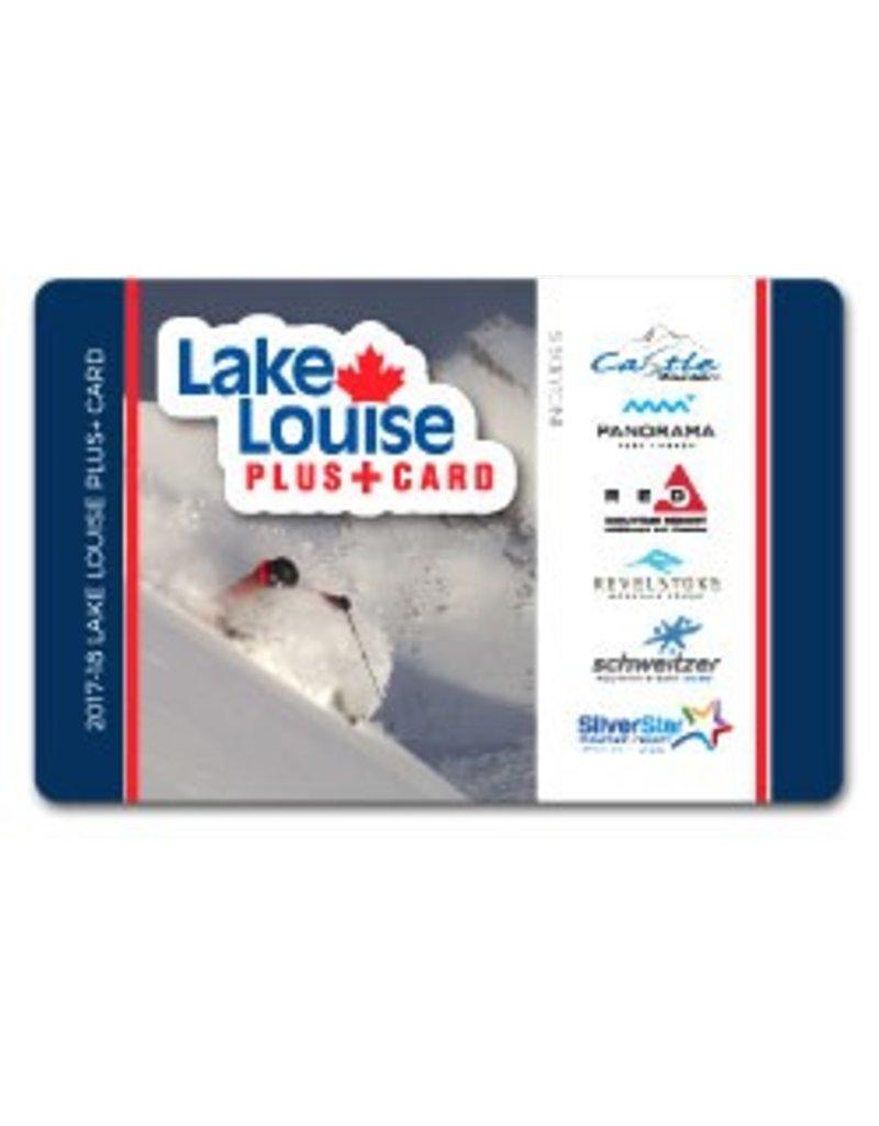 Lake Louise Plus Card