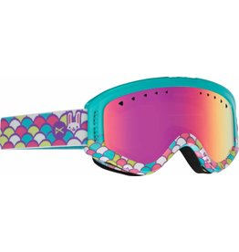 Anon Anon Tracker Goggles (Animal Trax/Pink Amber)