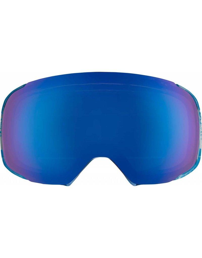 Anon Anon M2 MFI Goggles Hiker Blue/ Sonar Blue by Zeiss (Bonus Lens)