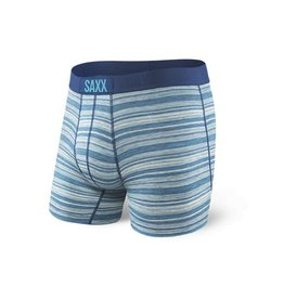 Saxx Saxx Vibe Boxers Miami Heather Stripe