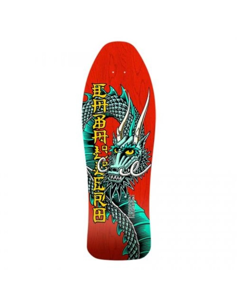Powell Peralta Steve Caballero Series 10 re-issue deck skateboard