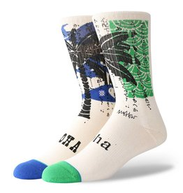 Stance Stance Mark Oblow Palm Socks