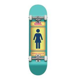Girl Skateboards Mike Mo Og Girl Complete (7.5)