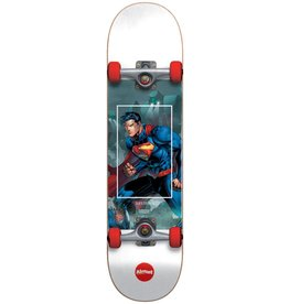 Almost Almost Superman Fight Club Sft Wheels Complete Red (7.0 Mini)