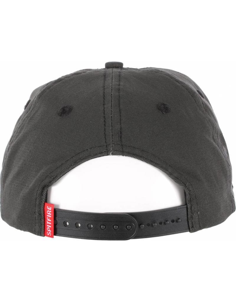 Spitfire Spitfire SF LTB Bighead Snapback Hat (black ink)