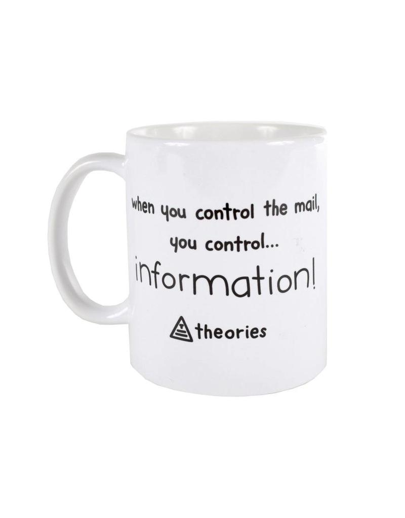 Theories Theories Newman Mug