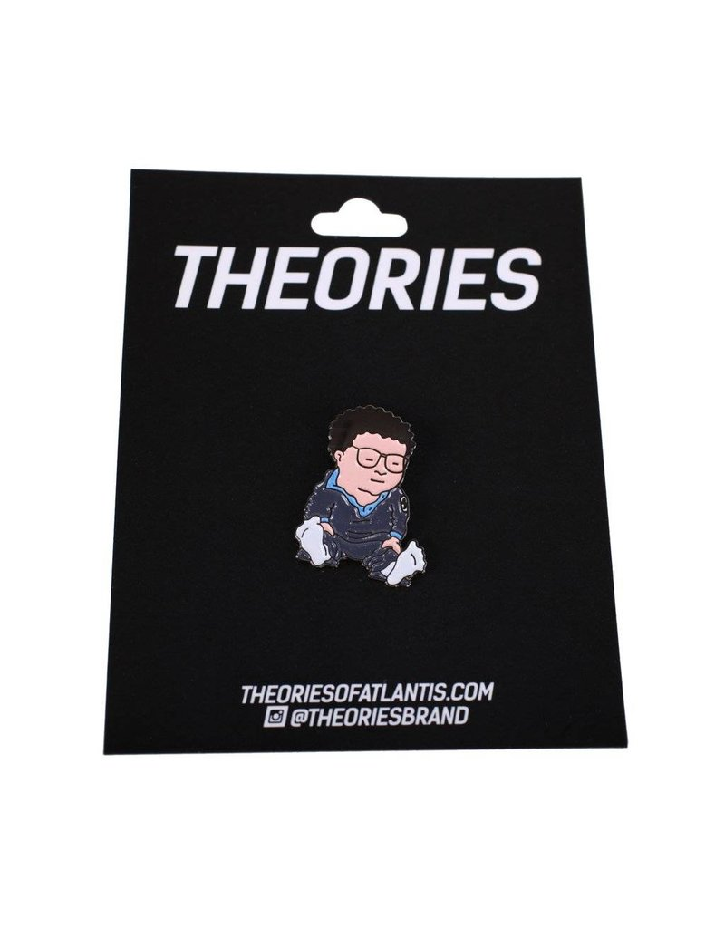 Theories Theories Newman Pin