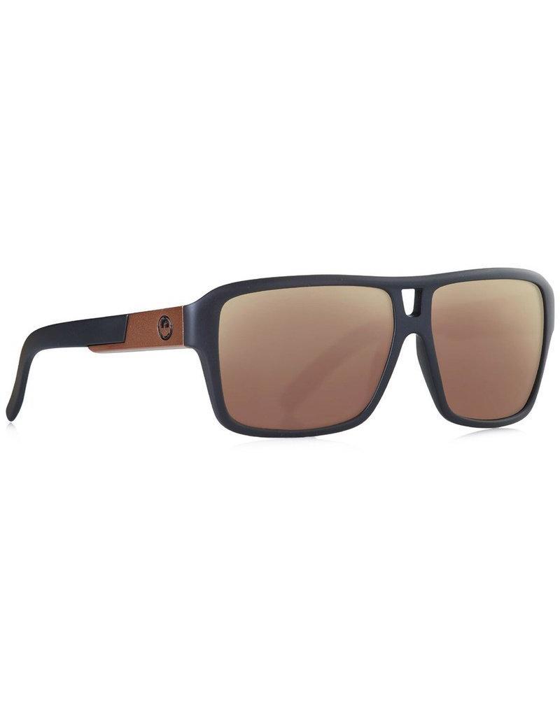 Dragon The Jam Sunglasses (Matte Black/Copper Ion)