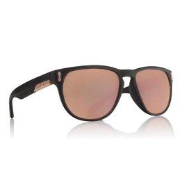 Dragon Marquis Sunglasses (Matte Black/Rose Gold)