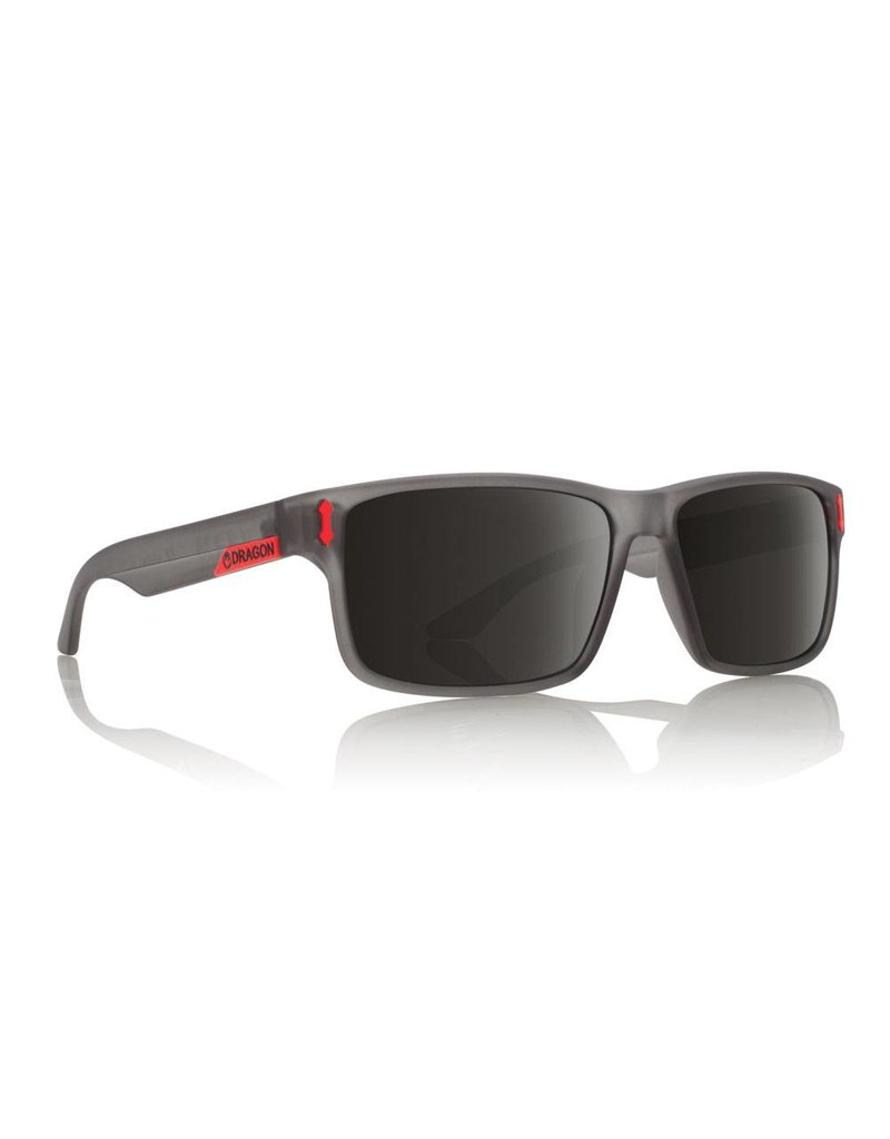 Dragon Count Sunglasses (matte grey/grey)