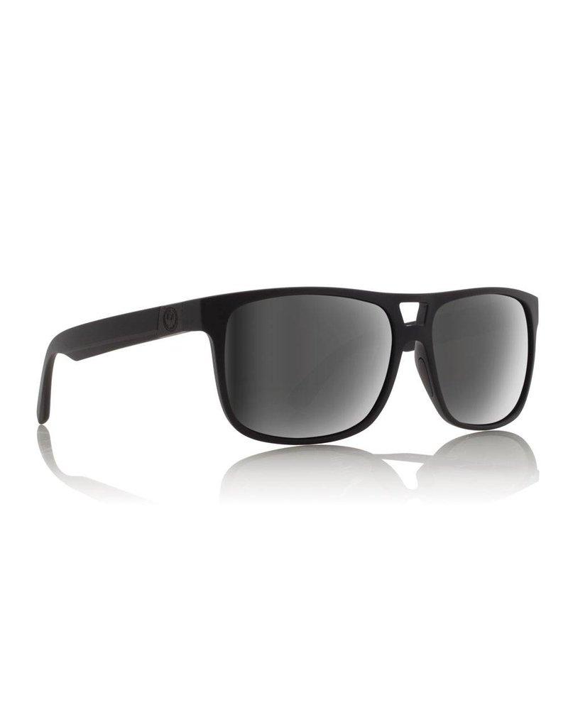 Dragon Roadblock H20 Sunglasses (matte black/silver ion)