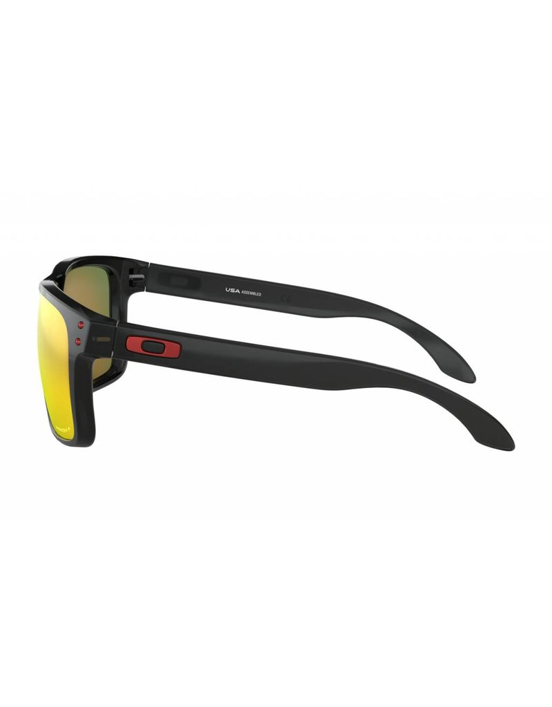 Oakley Holbrook XL Sunglasses (matte black/prizm ruby)
