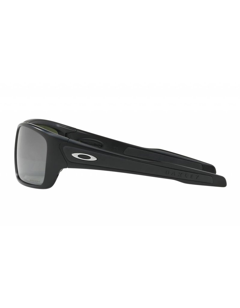 Oakley Turbine Sunglasses (Matte Black/Prizm Blk)