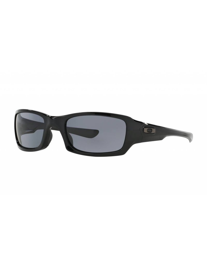 Oakley Five Squared Sunglasses (Black/Grey)