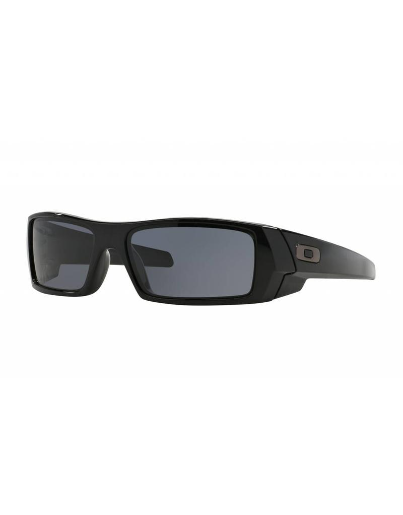 Oakley GasCan Sunglasses (Black/Grey)
