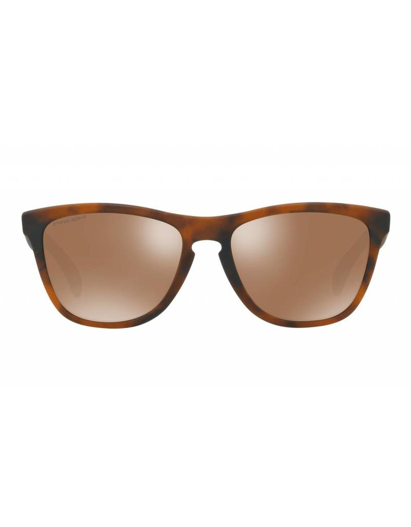 Oakley Frogskin Sunglasses (Matte Tort/ Prizm Tungstn)