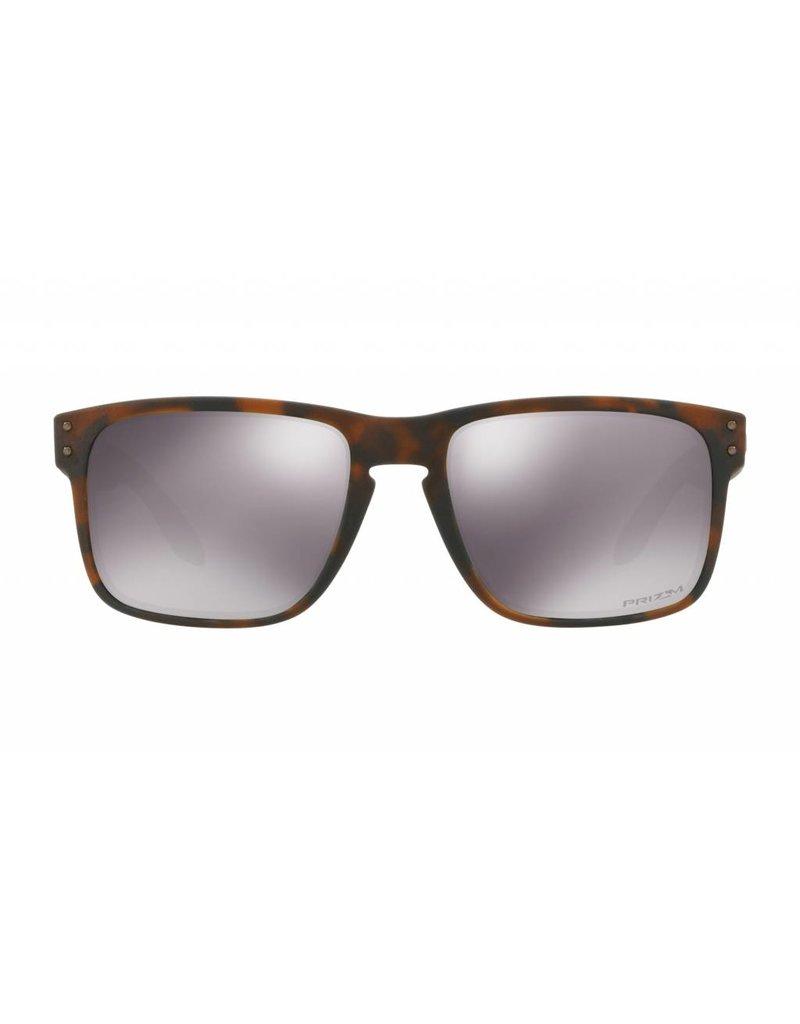 Oakley Holbrook Sunglasses (Brown Tort/ Prizm Black)