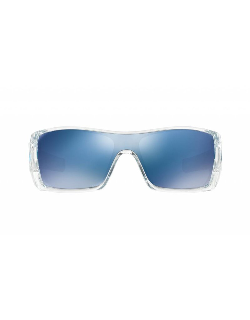 Oakley Batwolf Sunglasses (polished clear/ice iridium)