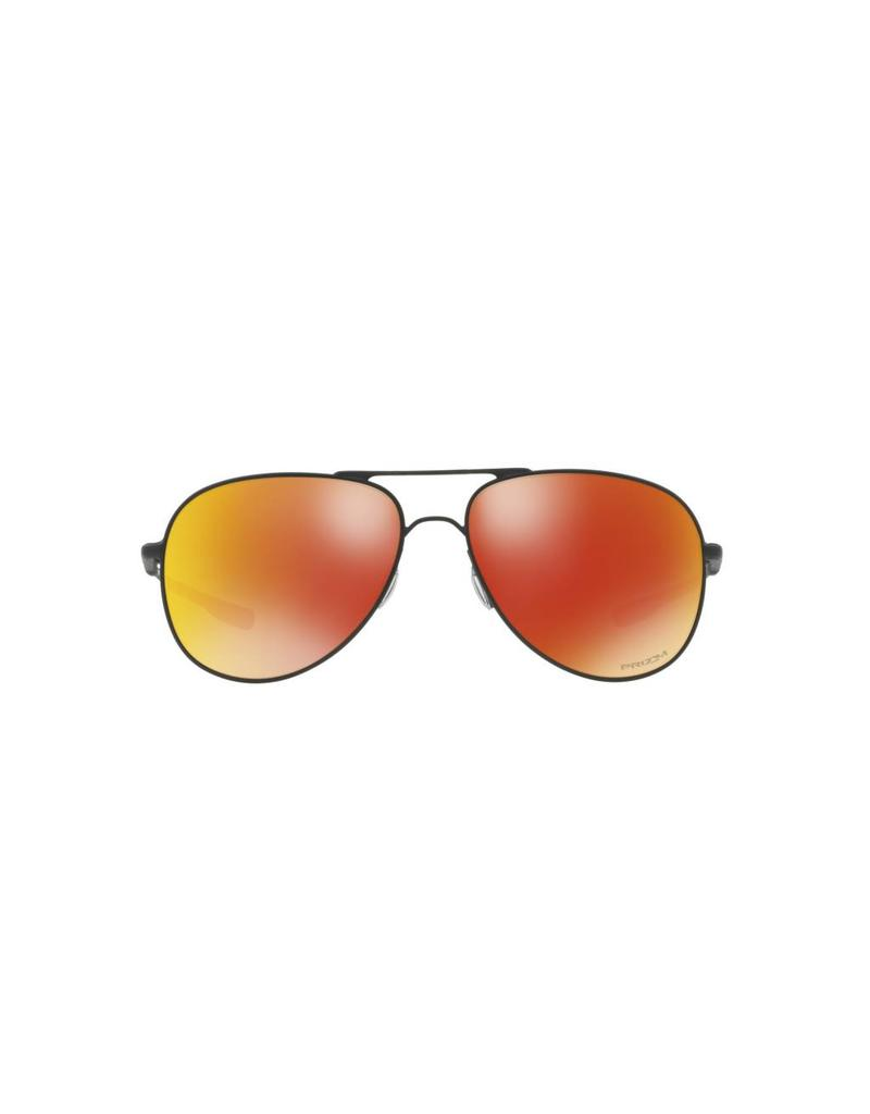 Oakley Elmont L Sunglasses (satin black/ prizm ruby)