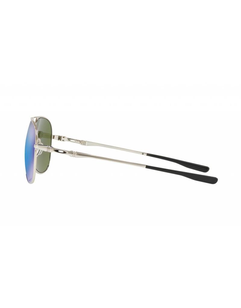 Oakley Elmont M Sunglasses (pol chrome/ prizm sapphire)